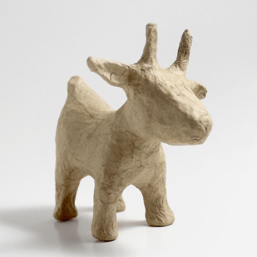 DECOPATCH Paper Mache Extra Small Goat