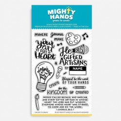 MIGHTY HANDS ST123