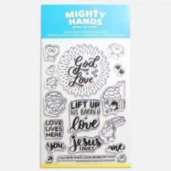 MIGHTY HANDS ST107
