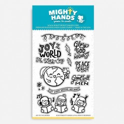 MIGHTY HANDS ST122