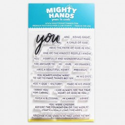 MIGHTY HANDS ST102